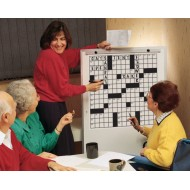 Giant Crossword Puzzles Set 1