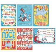Dr. Seuss™ Poster Pack (Set of 6)