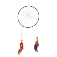 Native American Dreamcatcher Craft Kit (Pack of 15)