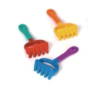 Sand Toys Rake (Set of 3)