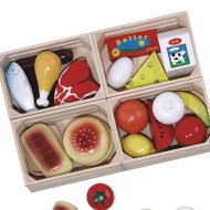 Melissa & Doug® Food Groups Set (Set of 21)