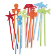 Fish Stick Chopsticks (Pack of 8)
