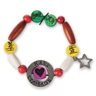 Have Courage Bracelets (Pack of 24)