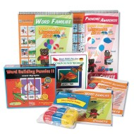 Phonics And Word Families Easy Pack, Grade 1
