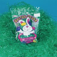 Green Decorator Easter Grass, 2 oz. (Pack of 12)