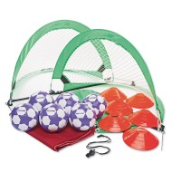 Mini Pop-Up Goal Youth Soccer Easy Pack