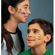 Art Wear Face Painting Kit (Kit of 1)