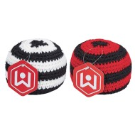 Wicked Big™ Sports Jumbo Footbag, 4-1/2""