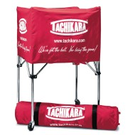 Tachikara® Volleyball Cart, Scarlet