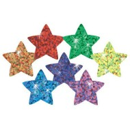 Trend® Sparkle Stickers Stars