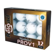 Titleist® ProV1 Refinished Golf Balls (Pack of 12)