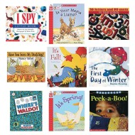 Pre-K Starter Library Book Set (Set of 9)