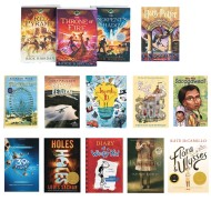 Middle School Favorites Book Set (Set of 12)