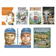 Upper Elementary Bookshelf Book Set (Set of 6)