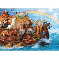 Voyage of the Ark 35-Piece Tray Puzzle
