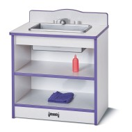 Jonti-Craft® Rainbow Accents™ Toddler Play Sink
