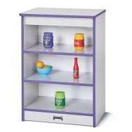 Jonti-Craft® Rainbow Accents™ Toddler Play Refrigerator