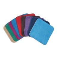 Flagship Carpets® Seating Solids™ Seating Squares (Set of 36)