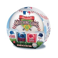 Baseball Matching Card Game