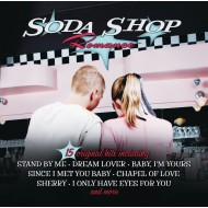 Soda Shop Romance Music CD