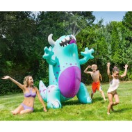 Ginormous Monster Inflatable Yard Sprinkler
