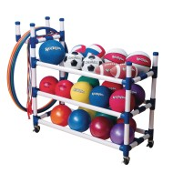 Roll 'N Go JV Cart with Equipment Easy Pack