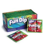 Wonka® Lik-M-Aid Fun Dip (Box of 48)