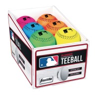 Franklin® ProBrite Neon Rubber Baseball (Pack of 12)