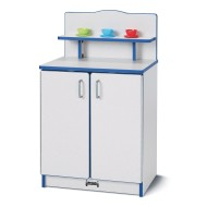 Jonti-Craft® Rainbow Accents™ Culinary Creations Play Cupboard