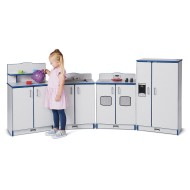 Jonti-Craft® Rainbow Accents™ Culinary Creation Play Kitchen