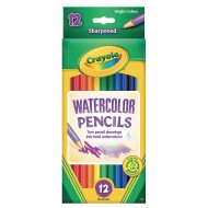 Crayola® Watercolor Pencils (Box of 12)