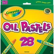 Crayola® Oil Pastels (Set of 28)