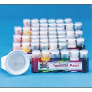 Color Splash!® Washable Tempera Paint Pass Around Pack