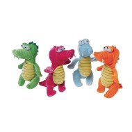Plush Big Eyed Gators (Pack of 12)