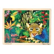 Melissa & Doug® Rainforest 48 Piece Wooden Jigsaw Puzzle