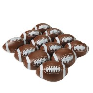 Foam Filled Footballs, 5-1/2
