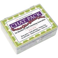 Chat Pack™ Greatest, Oldest, Weirdest, Coldest Conversation Cards
