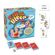 Fill In The Bleep™ Board Game