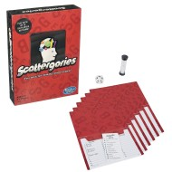 Scattergories Game
