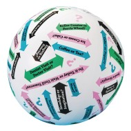 Toss 'n Talk-About® This or That Ball