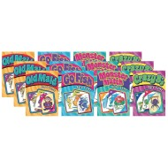 Assorted Jumbo Card Games (Pack of 12)