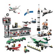 LEGO Education® Space and Airport Set