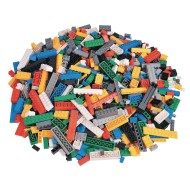 BricTek® Building Blocks Super Pack (Pack of 800)