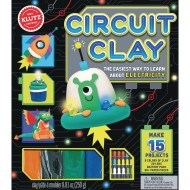 Klutz® Circuit Clay STEAM Activity Set