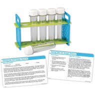 Test Tube And Activity Card Set