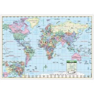 World Map (Laminated)