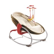 3-In-1 Rocker Napper, Brown