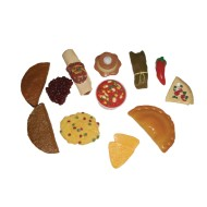 Hispanic Food Play Set