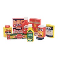 Pantry Products Play Food Set