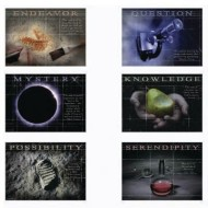 Scientific Motivational Posters (Set of 6)